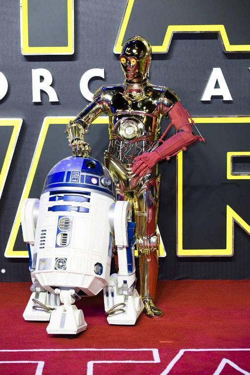 7 - Star Wars The Force Awakens - Les premières 00413