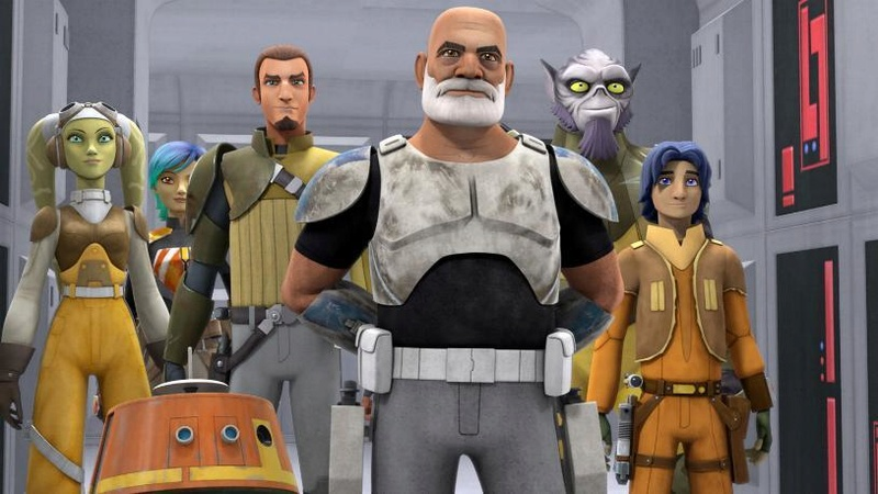 Star Wars Rebels: Saison 2 00414