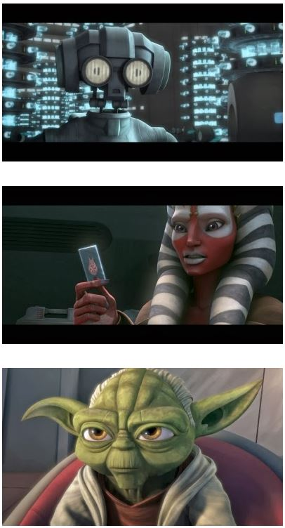 STAR WARS THE CLONE WARS - NEWS - NOUVELLE SAISON - DVD [3] - Page 4 00416