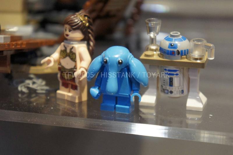LEGO STAR WARS - 75020 - Jabba's Sail Barge 00418