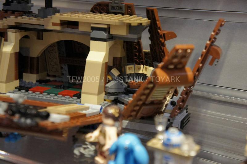 LEGO STAR WARS - 75020 - Jabba's Sail Barge 00515