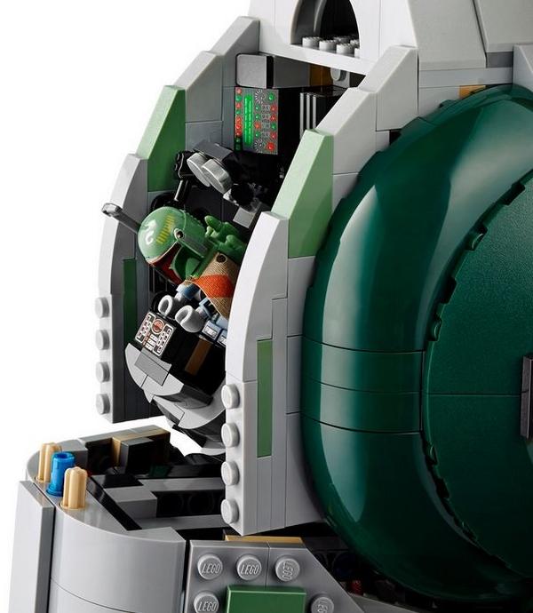 LEGO STAR WARS - 75060 - UCS SLAVE I 00713