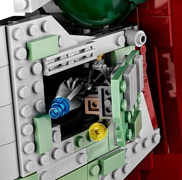 LEGO STAR WARS - 75060 - UCS SLAVE I 00813