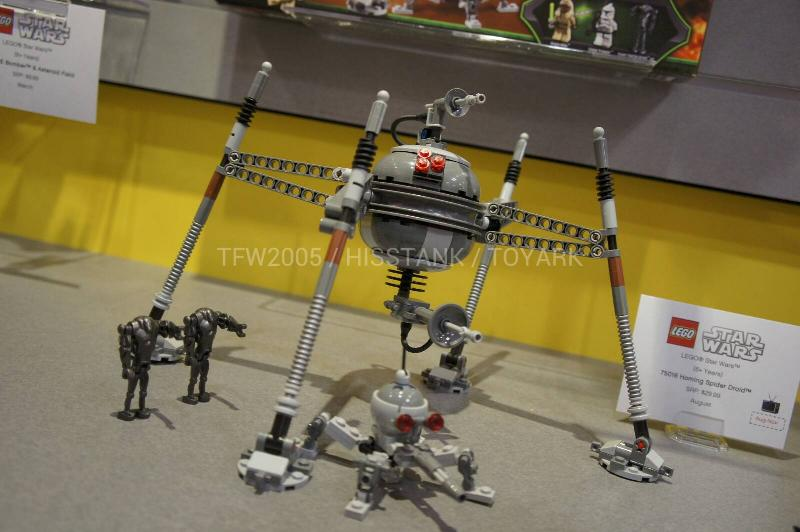 LEGO STAR WARS - 75016 - Homing Spider Droid 00912