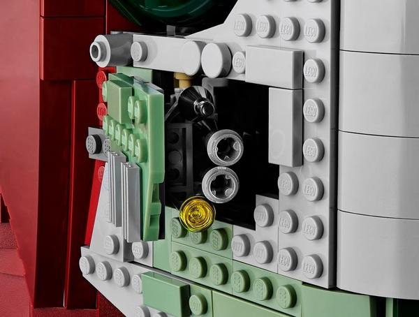 LEGO STAR WARS - 75060 - UCS SLAVE I 00913