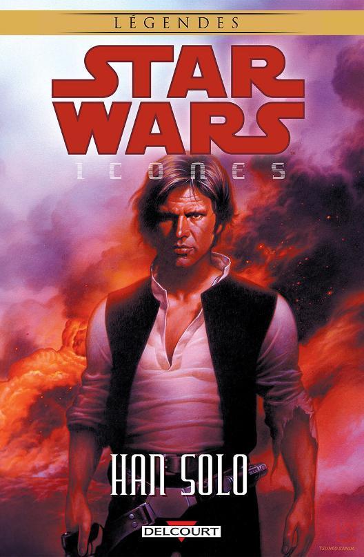 Star Wars - Icones 01 Han Solo 01-han10