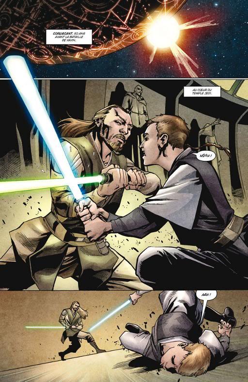 Star Wars - Jedi : The Dark Side / Star Wars: L'Ordre Jedi 1 - Page 2 010110