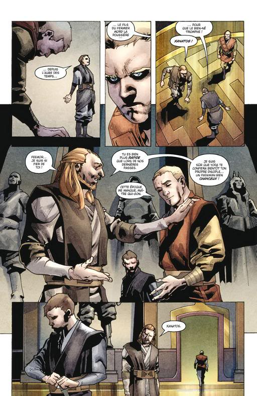 Star Wars - Jedi : The Dark Side / Star Wars: L'Ordre Jedi 1 - Page 2 010410