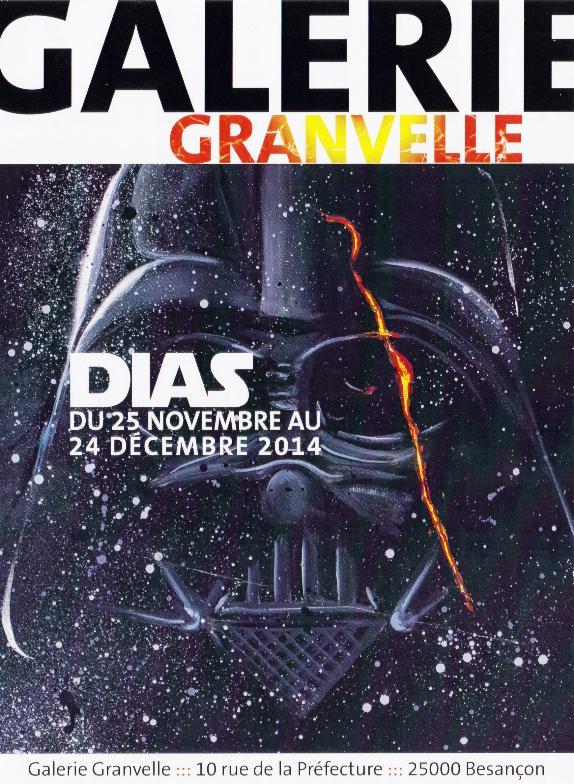 Exposition Philippe DIAS - Besançon 01102
