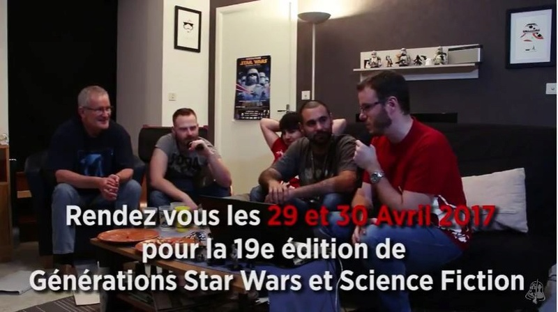Générations Star Wars & SF - Cusset 29-30 Avril 2017 0111