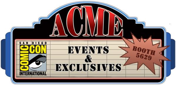 Comic Con 2011 Exclusives Artwork Acme Archives  01111