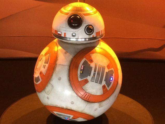 7 - Costumes & Maquettes Star Wars Le Réveil de la Force 01123