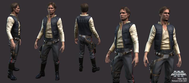 Star Wars - Battlefront: Elite Squadron 01131