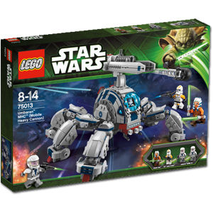 LEGO STAR WARS - 75013 - Umbaran MHC (Mobile Heavy Cannon) 01135
