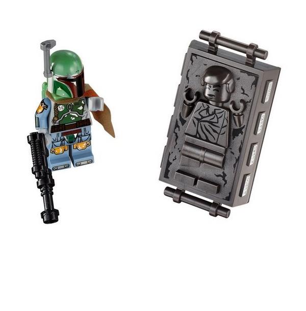 LEGO STAR WARS - 75060 - UCS SLAVE I 01137