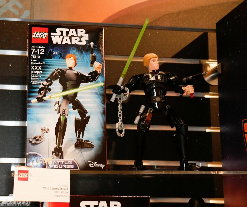 LEGO STAR WARS BATTLE FIGURES - 75110 - Luke Skywalker 01138