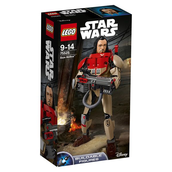 LEGO STAR WARS ROGUE ONE - 75525 - Baze Malbus 01139