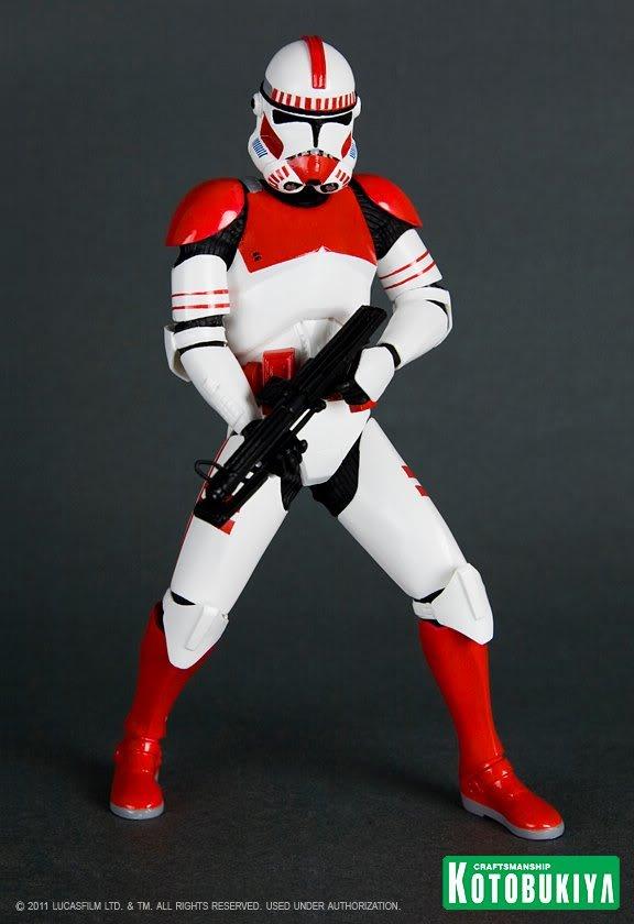 Kotobukiya - Shock Trooper Two Pack ARTFX+ Statue 01152