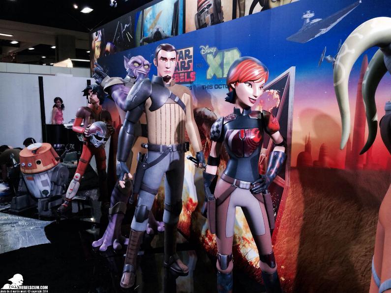 Star Wars - San Diego Comic-con 2014 01154