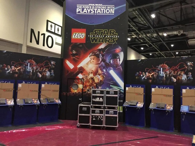 Star Wars Celebration Londres 15-17 Juillet 2016 01163