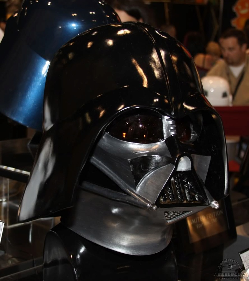 eFX - DARTH VADER HELMET LEGEND - EPISODE IV: A NEW HOPE - Page 2 01173