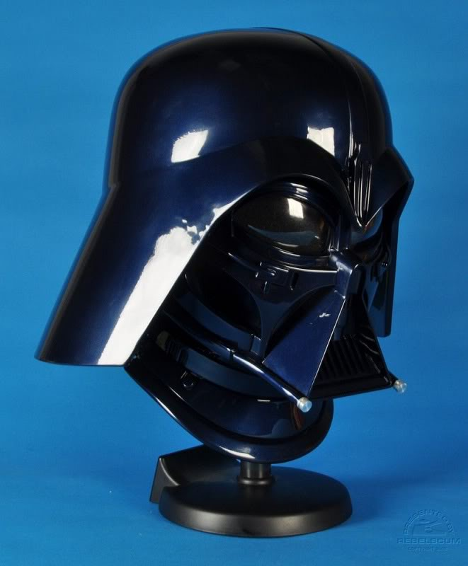 Efx - Darth Vader helmet - Ralph MC QUARRIE concept 01175