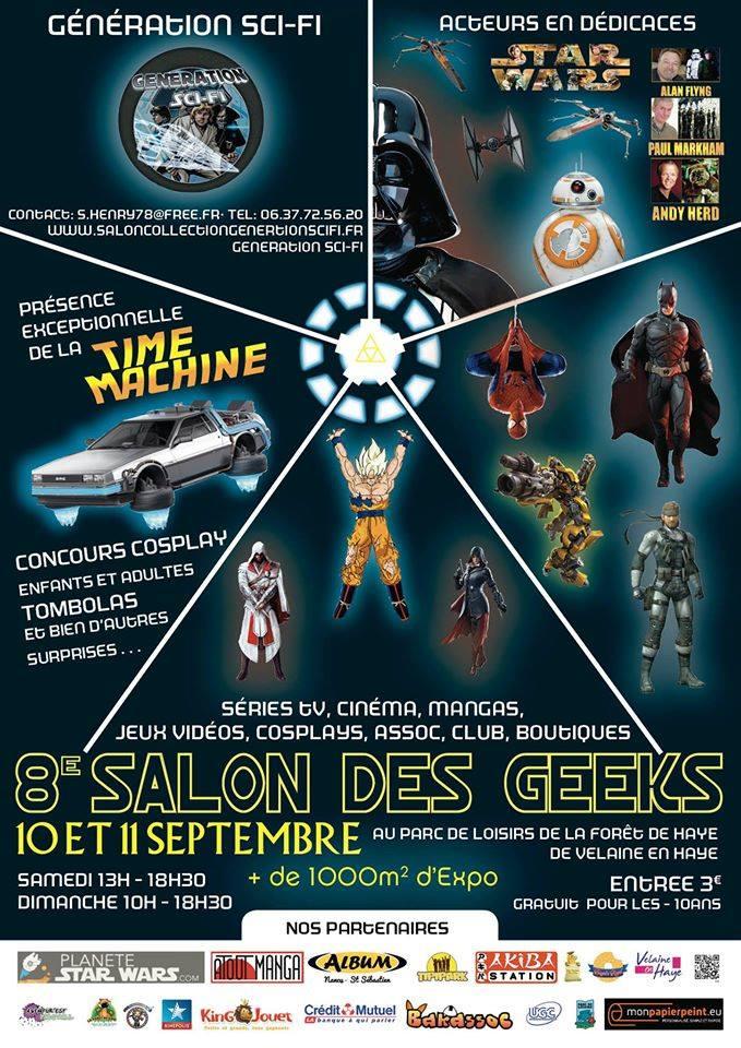 Salon des Geeks 8ème édition - 10/11 Septembre 2016 0119