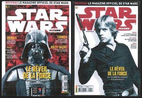 STAR WARS INSIDER #1 0121