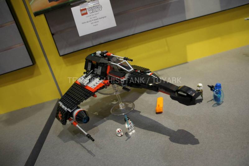 LEGO STAR WARS - 75018 - Jek-14's Stealth Starfighter 01212