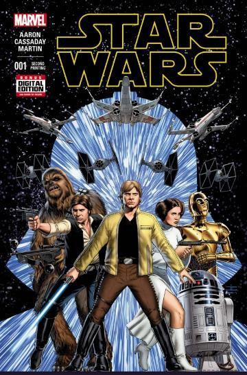 MAGAZINE STAR WARS #1 PANINI - Mai 2015 0122