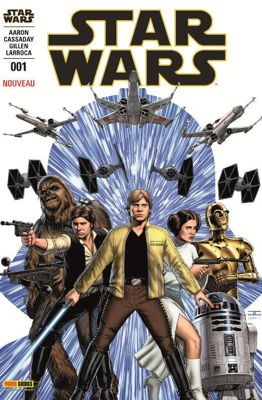 MAGAZINE STAR WARS #1 PANINI - Mai 2015 0123