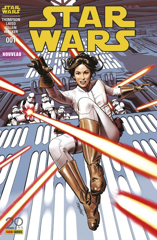 MAGAZINE STAR WARS #1 (14) PANINI - Juin 2017   0129
