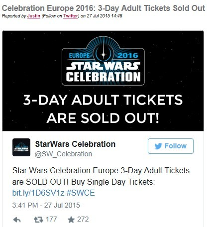 Star Wars Celebration Europe 2016 0130