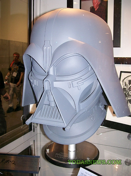 Efx - Darth Vader helmet - Ralph MC QUARRIE concept 01315