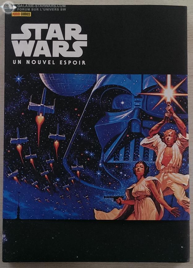 STAR WARS - UN NOUVEL ESPOIR 0136