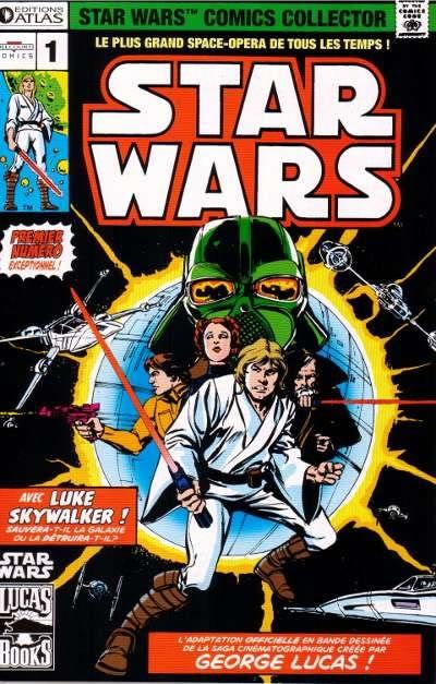 EDITION ATLAS - STAR WARS COMICS COLLECTOR #01 - #20 0140
