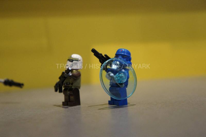 LEGO STAR WARS - 75018 - Jek-14's Stealth Starfighter 01412