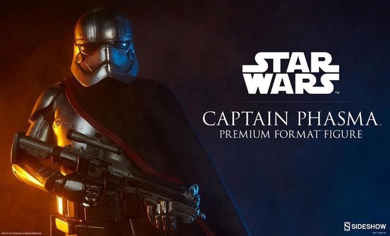 Sideshow collectibles - Captain Phasma Premium Format Figure 0143