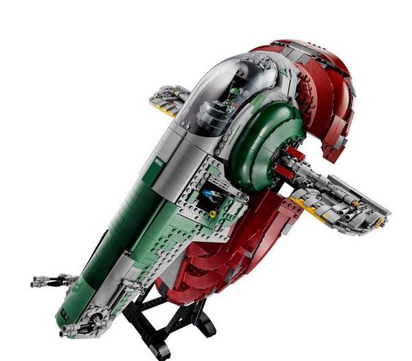 LEGO STAR WARS - 75060 - UCS SLAVE I 01513