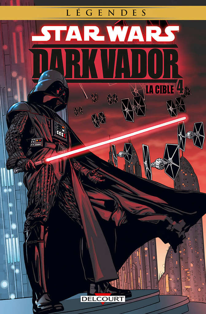 Star Wars - Dark Vador 04 : La Cible 0157