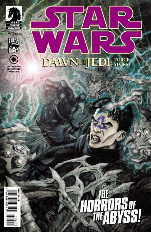 STAR WARS - DAWN OF THE JEDI (VO) - LA GENESE DES JEDI (VF) - Page 3 0159