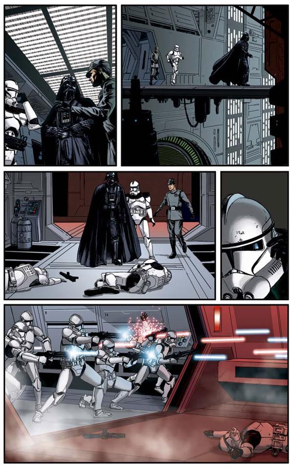 STAR WARS - DARK TIMES - Page 5 0165