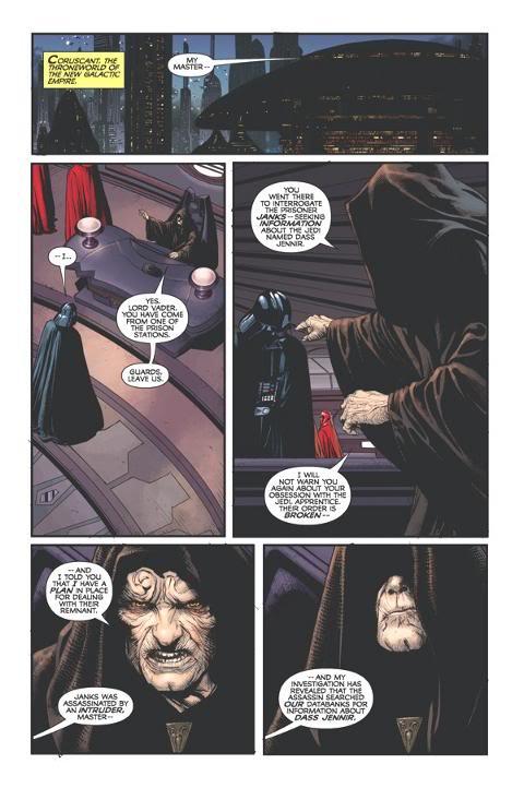 STAR WARS - DARK TIMES - Page 6 0166