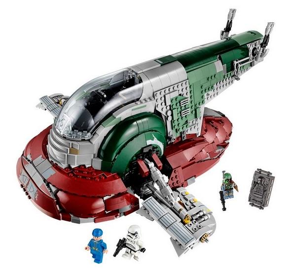 LEGO STAR WARS - 75060 - UCS SLAVE I 01712