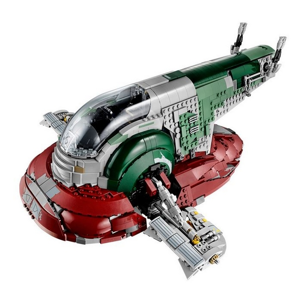 LEGO STAR WARS - 75060 - UCS SLAVE I 01811