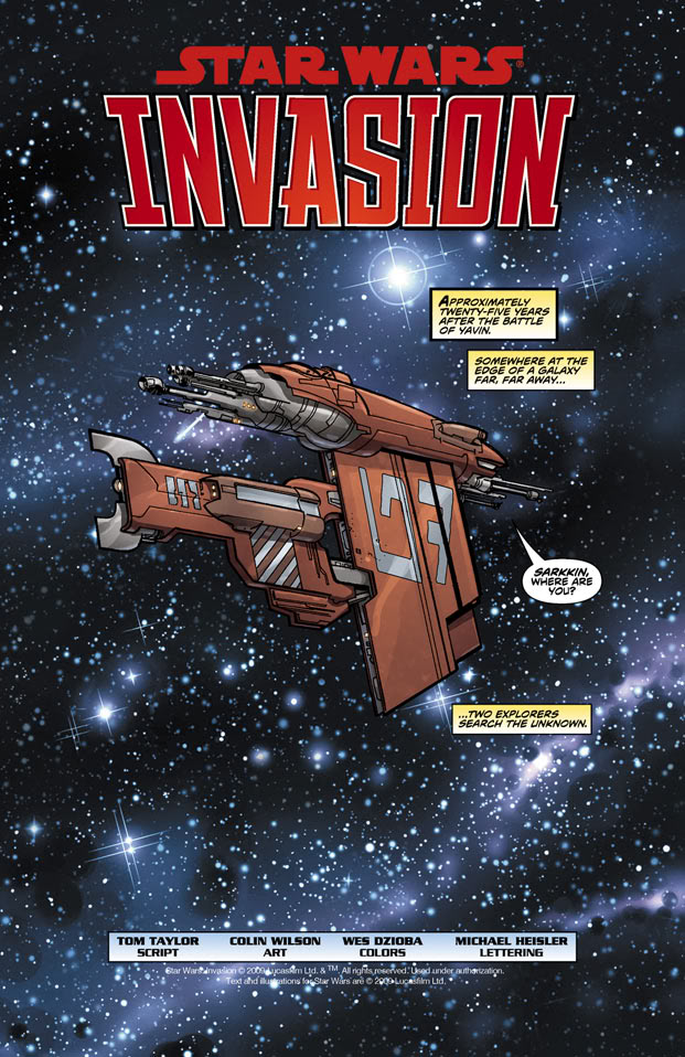 STAR WARS - INVASION (The Yuuzhan Vong Invasion) 0182