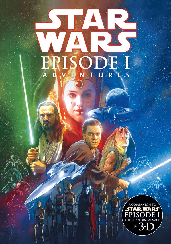 STAR WARS EN BD EPISODES I A VI ET L'INTEGRALE 0192
