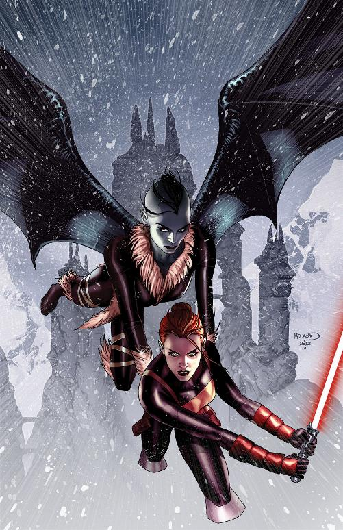 STAR WARS: LOST TRIBE OF THE SITH  0193