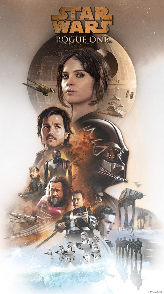 Artwork Star Wars - ACME - Hope Rising 0196