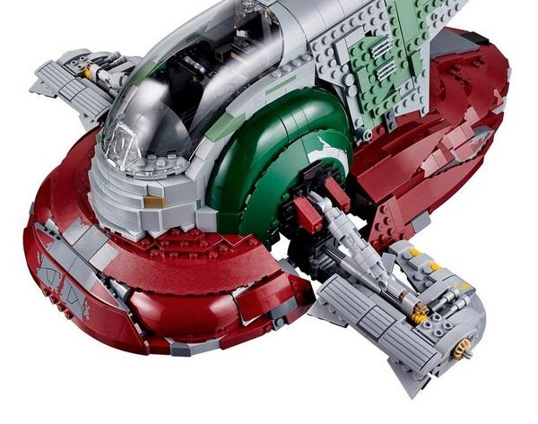 LEGO STAR WARS - 75060 - UCS SLAVE I 02011